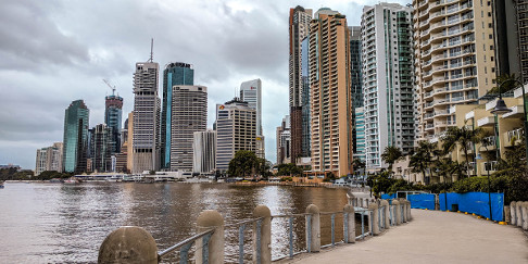 Brisbane River, Queensland, Australia
