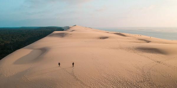 Dune du Pilat in South West France