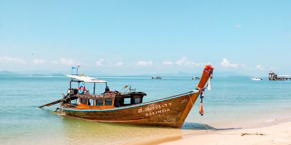 Beach in Koh Yao Yai, Thailand