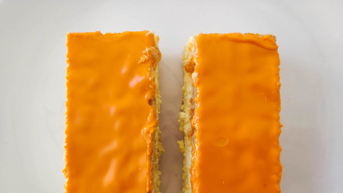 Orange tompouce for King's Day