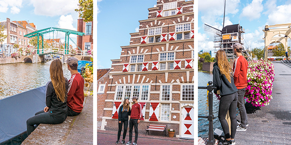 The Most Instagrammable Places in Leiden, the Netherlands