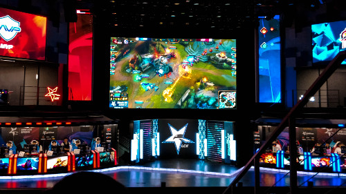 LoL Esports in Seoul, Korea