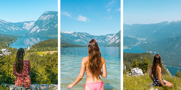 The Most Instagrammable Places at Lake Bohinj, Slovenia