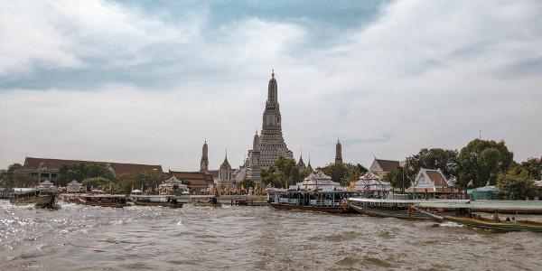 Top 5 things to do in Bangkok - Wat Arun