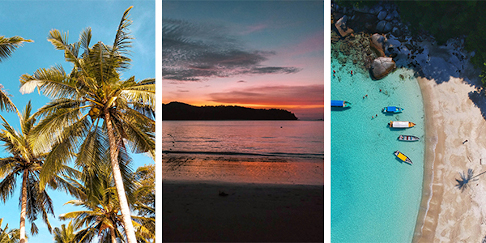 Post-Lockdown Travel Inspiration - Tropical Beaches